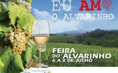 Alvarinho wine festivals