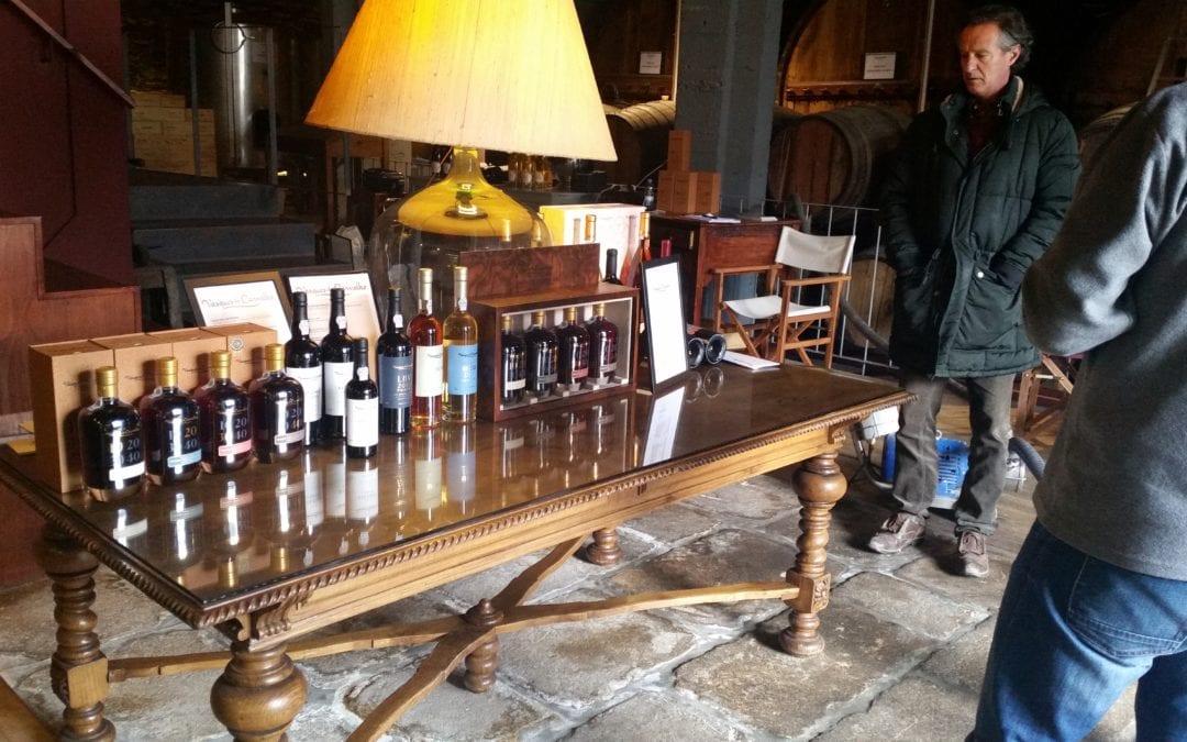 Vasques de Carvalho – Port wine